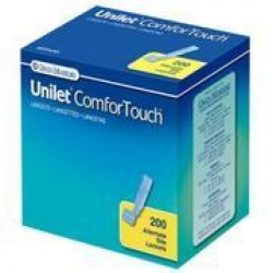 LANCET COMFORT TOUCH 28G (AT0460)  BOX/200
