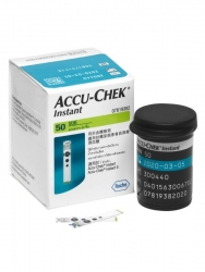 ACCU-CHEK INSTANT S TEST STRIPS BOX/50