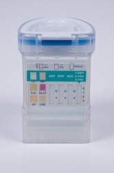 DRUG TEST SURESTEP URINE SPLIT KEY CUP (167-351) BX25