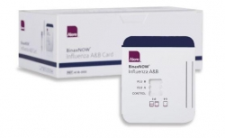 INFLUENZA A&B BINAXNOW RAPID TEST KIT BOX/22