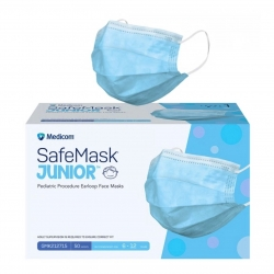 FACEMASK CHILD SAFE MASK  (2331)    BOX/40 - Click for more info