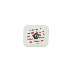 ELECTRODE RED DOT ADULT 4.4CM 3M (2560) PACK/50