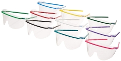 EYEWEAR SAFEVIEW GLASSES (SV50A) PK10