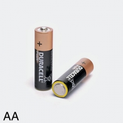 BATTERY DURACELL 1.5V AA-SIZE (DMN1500) BOX/24