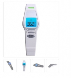 THERMOMETER FOREHEAD INFRARED (UFR106) EA - Click for more info