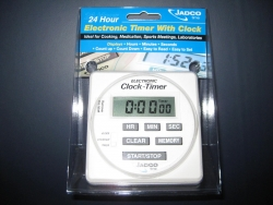 ELECTRIC CLOCK TIMER JADCO (870A) EA