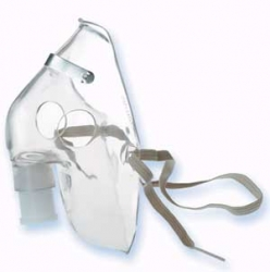 NEBULIZER MASK/TUBE/BOWL ADULT (M1001) AERONEB EA