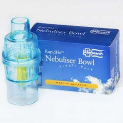 NEBULIZER BOWL ALLERSEARCH (433 490)