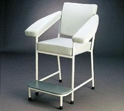 CHAIR BLOOD COLLECTION GREY (AX468)