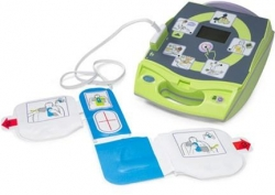 DEFIBRILLATOR MACHINE  ZOLL AED PLUS - Click for more info