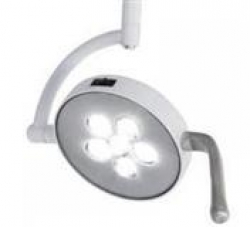 EXAM LIGHT ULED 23000LUX@1MTR WITH CEILING MOUNT  EACH - Click for more info