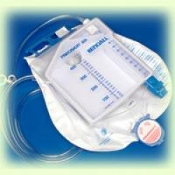 CATHETER BAG PRECISSION 400 MTR (7000LL) BOX/10