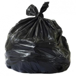 GARBAGE BAG H/D BLACK 76X100CM (GB011) 82L P/50