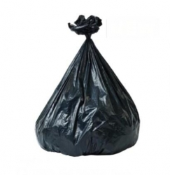 BAG GARBAGE 72 LTR BLACK HEAVY DUTY   50