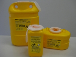SHARPS COLLECTOR GUARDIAN 8 L (303208)