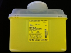 SHARPS COLLECTOR GUARDIAN 13L (303507)