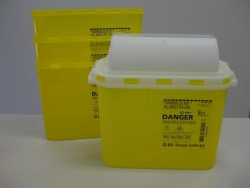 SHARPS COLLECTOR GUARDIAN 5.1 L (301272)