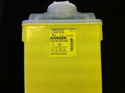 SHARPS COLLECTOR GUARDIAN 23L (300740)