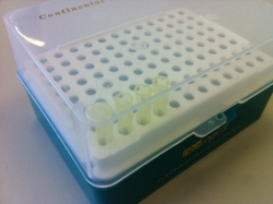 RACK FOR YELLOW PIPETTE TIPS