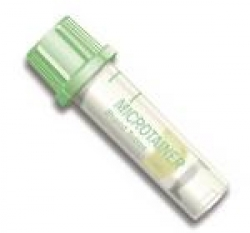 MICROTAINER GREEN LITH/HEP (365966)       50
