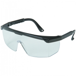 EYEWEAR GLASSES SAFETY ADJUSTABLE ARMS (GS) EA