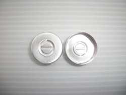 ALUMINIUM CENTRE TEAR LID 20MM EACH
