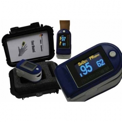 PULSE OXIMETER FINGER TIP 50C #POFCMS50C - Click for more info
