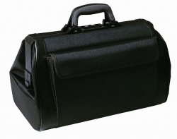 DRS BAG BOLLMANN MEDI-LIGHT BLACK (1.20.421)