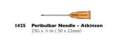 1425 PERIBULBAR NEEDLE ATKINSON BOX10